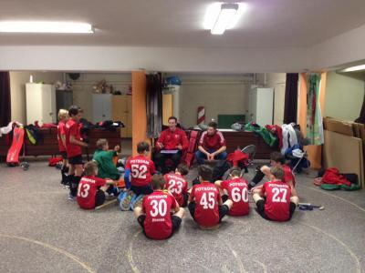 Foto zur Meldung: Endrunde der Meisterschaft der Knaben B