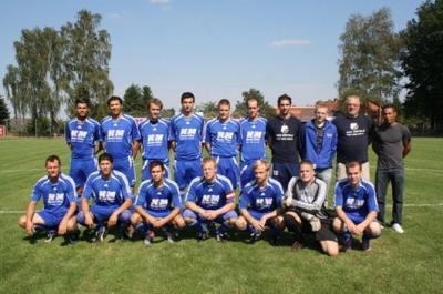 Foto zu Meldung: II. Herren - Mannschaftsfoto 2010