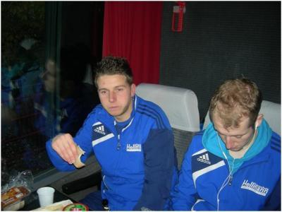 Foto zu Meldung: I. Herren - Nienhagen mit Siegtreffer in der Nachspielzeit