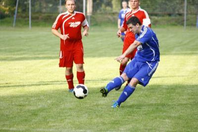 Foto zur Meldung: II. Herren - Drei Punkte gegen den Tabellenführer