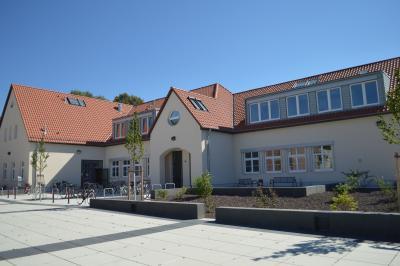 Der Fachbereich Steuern ist nach erfolgreichen Umzug im Musiksaalgebäude (Am Gutspark 4, zwischen Europaschule und Stadthalle) zu finden