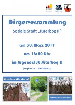 Vorschaubild zur Meldung: Bürgerversammlung am 30.03.2017