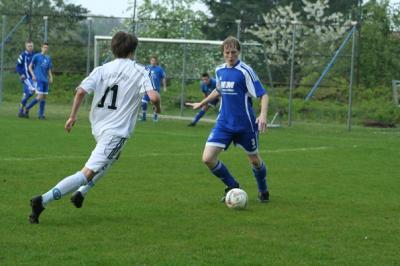 Foto zu Meldung: A-Jugend - U18 holt ersten Auswärtspunkt