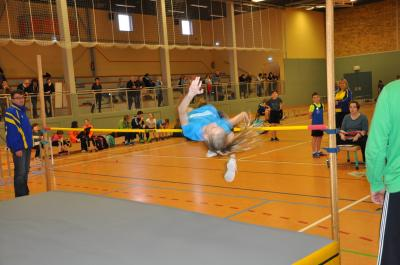 Foto zur Meldung: Hallen-Mehrkampf Schüler U8 - U20