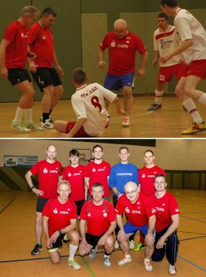 Foto zur Meldung: 6. St. Florian-Cup in Laage