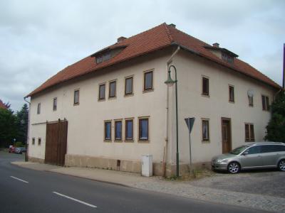 """Vorschaubild zur Meldung: Probleme mit dem Abriss von """"Haus Trabert"""" in Mihla"""
