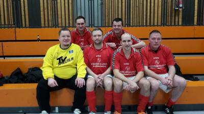 Foto zur Meldung: Fussballer des TSV gewinnen AH-Turnier