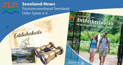 Foto zur Meldung: Brandenburgischer Tourismuspreis 2017 -  Seenland Oder-Spree gehört zu den Preisträgern