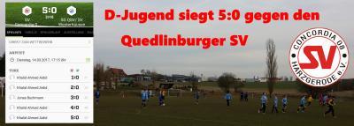Foto zu Meldung: D-Jugend in der Meisterrunde angekommen !