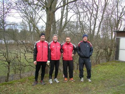 Thomas Heise, Harald Münchow, Rainer Behrens, Andreas Lange (Foto: Heise)