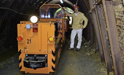 Foto zur Meldung: Bahn frei in den Finstergrund
