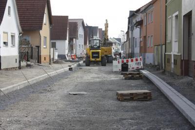 Vorschaubild zur Meldung: Sanierung der Friedrichstraße