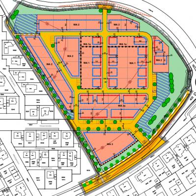 Vorschaubild zur Meldung: Neubaugebiet Erikaweg II