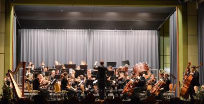 Vorschaubild zur Meldung: Frühlingshafte Melodien in der Festhalle Liedolsheim