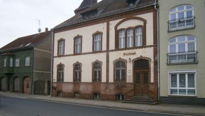 ©  Unteren Denkmalschutzbehörde des Landkreises Teltow-Fläming - Post in Trebbin