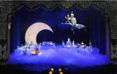 Foto zur Meldung: ALADDIN - Das Magische Musical aus 1001 Nacht