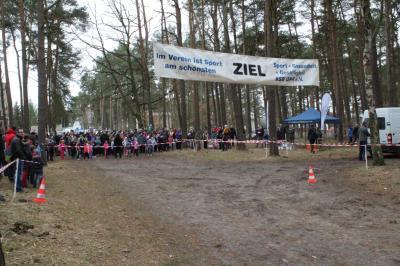 Foto zur Meldung: Crosslauf in Alt Ruppin