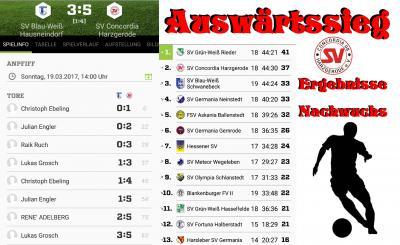 Foto zu Meldung: Harzoberliga 5:3 Sieg in Hausneindorf !