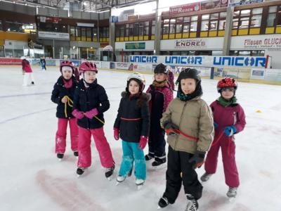 Foto zur Meldung: Eislauftag