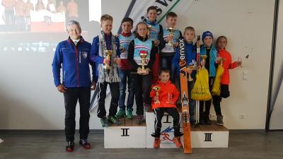 Foto zur Meldung: Siegerehrung Thüringer Schülercup