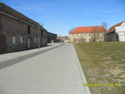Vorschaubild zur Meldung: Gemeinde Ilberstedt, Domänengelände (Denkmalstraße)