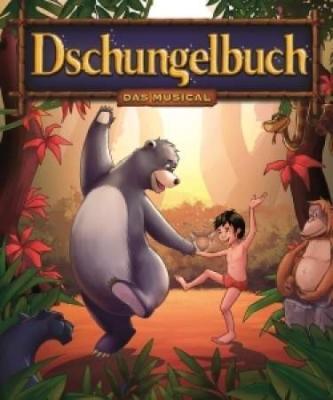 DSCHUNGELBUCH - DAS MUSICAL live in der Falkenseer Stadthalle