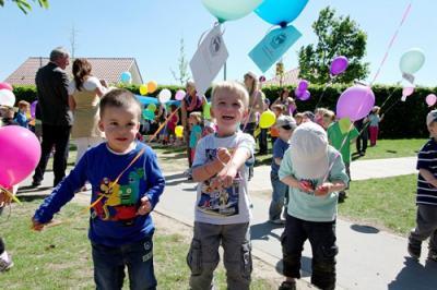Flohmarkt für Baby- und Kindersachen in der Kita Schwalbennest (Bildquelle: Kita Schwalbennest)