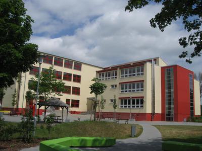 Foto zur Meldung: Flohmarkt der Oberschule Falkensee