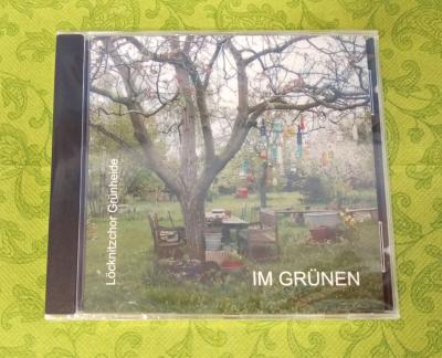 """Vorschaubild zur Meldung: NEU: CD """"Im Grünen"""""""