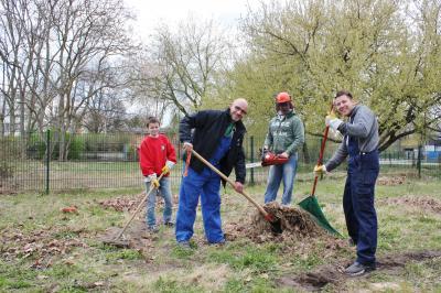 Foto zu Meldung: Bürgermeister ruft zum Frühjahrsputz am 22. April auf