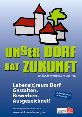 """Foto zur Meldung: 10. Kreiswettbewerb """"Unser Dorf hat Zukunft"""""""