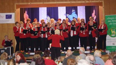 Foto zur Meldung: Gelungener Auftakt in das Jubiläumsjahr des Rehfelder Sängerkreises