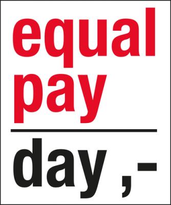 Vorschaubild zur Meldung: Equal Pay Day - ein Nachruf