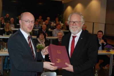 Foto zur Meldung: Breitbanderschließung im Amtsbereich