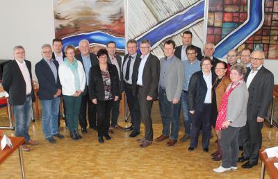Vorschaubild zur Meldung: Delegation aus der Kurstadtregion Elbe-Elster in Rheinland-Pfalz