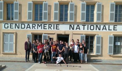 Foto zur Meldung: Studienfahrt  Nizza, 19.03-24.03.2017