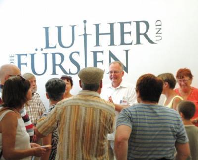 """Vorschaubild zur Meldung: Vortrag """"Luther und die Fürsten"""""""