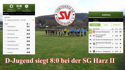 Foto zu Meldung: D-Jugend siegt 8:0 in der Meisterrunde !