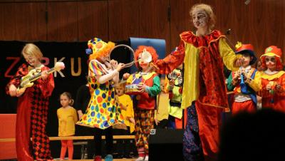 Foto zur Meldung: Kindermusical Gerolzhofen