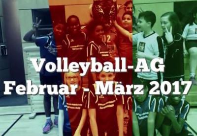 Turniere der Volleyball-AG