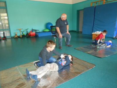 Vorschaubild zur Meldung: Kindergarten ECT: Erste Hilfe
