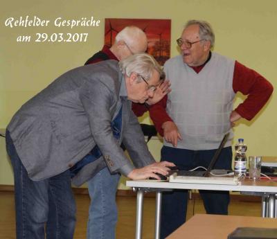 "Foto zu Meldung: 126. Rehfelder Gespräch ""An Geschichte erinnern - an historischen Orten"""