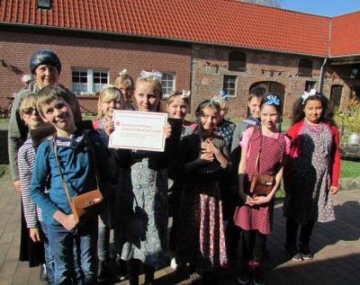Foto zur Meldung: Klassenticket jetzt auch für das Bauermuseum in Lindena