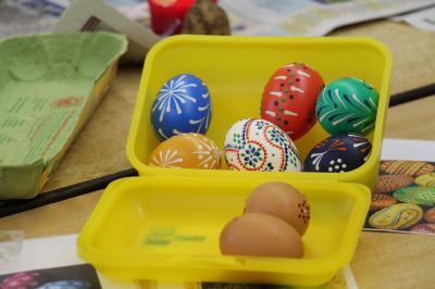 """Foto zur Meldung: Projekttag """"Ostern"""""""