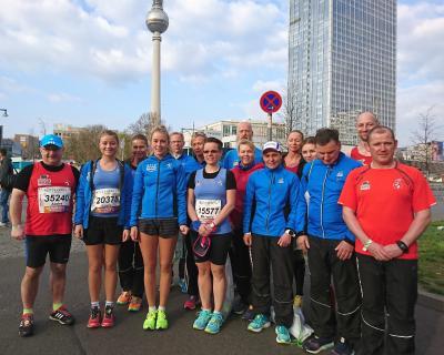 Foto zur Meldung: Berlin ist immer eine Lauf-Reise wert