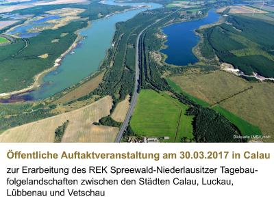 Foto zu Meldung: REK Spreewald-Niederlausitzer Tagebaufolgelandschaften