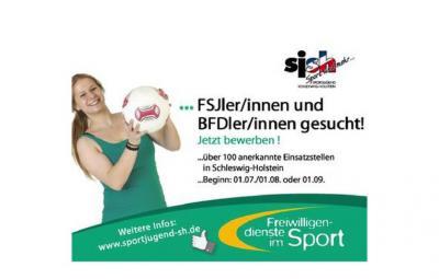 Foto zur Meldung: Der SSV Schafflund e.V sucht dich