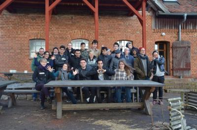 Kick-Off des Jugendkongress 2017 auf dem Projekthof Karnitz e.V.