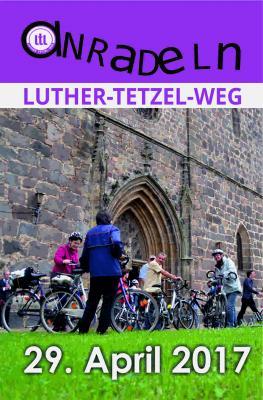 Vorschaubild zur Meldung: Anradeln auf dem Luther-Tetzel-Weg
