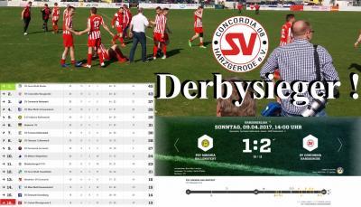 Foto zu Meldung: 2:1 Derbysieg bei Askania Ballenstedt